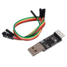 USB 2.0 - UART TTL 3.3V / 5V Serial konverter CP2102