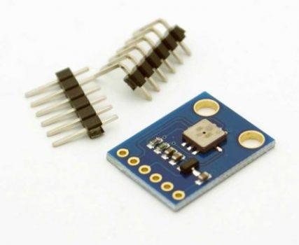 BOSCH - BMP085 hőmérséklet- és légköri nyomásérzékelő modul I2C interfésszel
