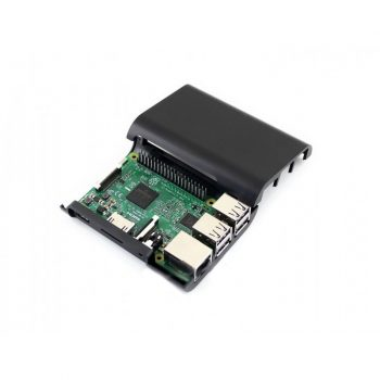 Raspberry Pi 3 Model B 64bit 1.2GHz Quad-Core + Design ház