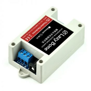 Mobiltelefonnal is vezérelhető kapcsoló - LazyBone kapcsoló (WIFI) AC230V / 10A