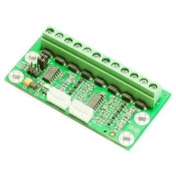 AI418ML - 4-20mA & 0-10V 12,14,16,18-bit ADC - 4 csatornás analóg bemeneti modul I2C interfésszel - túlfeszültség védelemmel