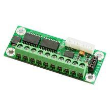 OC805S Digitális kimeneti modul I2C interfésszel