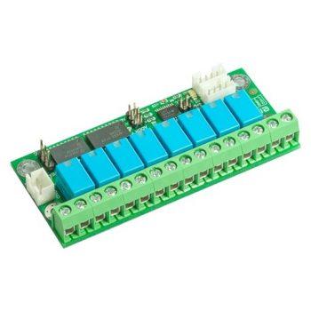 RL824S - I2C Relé 24V 1A PCF8574