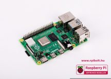 Raspberry Pi 4 Model B / 2GB  - 64bit 1.5GHz Quad-Core / Bluetooth5 BLE / 802.11 b/g/n/ac WIFI / Gigabit Ethernet / Dual 4K micro HDMI