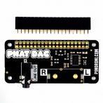 pHAT DAC - audio modul 24-bit  192KHz I2S interfész