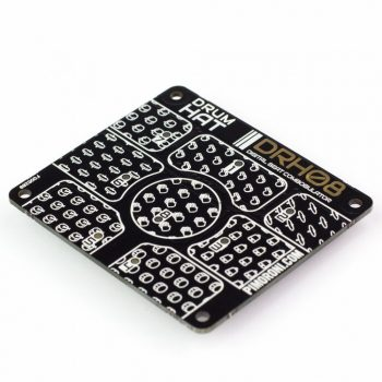 DRUM HAT - dobgépbillentyűzet modul Raspberry PI-hez