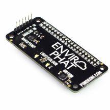 Enviro pHAT - környezet monitorozó modul Raspberry PI-hez