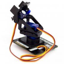 Pan-Tilt HAT - kamera mozgató Raspberry PI-hez szervo motorokkal plusz vezérlővel