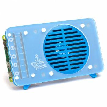 Pirate Radio - Raspberry Pi Zero W Project Kit
