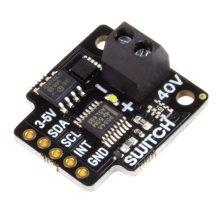 HT0740 40V / 10A kapcsoló I2C interfésszel lakásautomatizáláshoz
