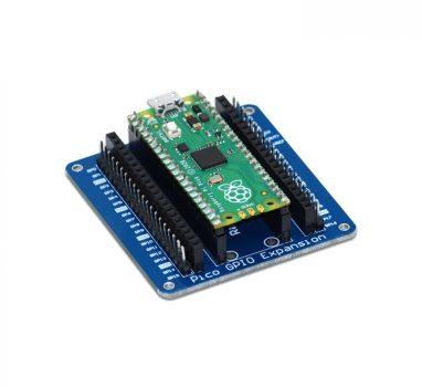 Raspberry Pi Pico GPIO bővítő modul