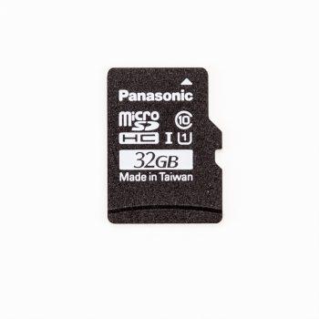 Hivatalos 32GB microSD (A1/C10/U3) memória kártya Raspberry PI4-hez Telepített NOOBS3.3.1 rendszerrel