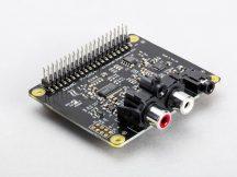 PI-DAC+ - HIFI hangkártya Raspberry PI-hez (IQaudio DAC+)