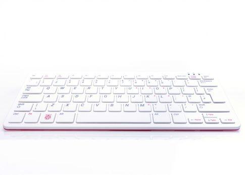 Raspberry PI400 Personal Computer - UK billentyűzet, 64 bit 1.8GHz / BT5 / WIFI / 1Gb Eth / Dual 4K HDMI / USB3.0