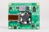 PoE+ (Power over Ethernet) HAT tápmodul Raspberry PI 3B+ 4B -hez