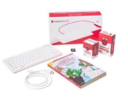 Raspberry PI400 Personal Computer Kit (UK/EU) - UK  keyboard layout / EU power supply