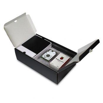 PiDrive Compute Centre - PI3 / WD PIDRIVE 375 GB / WIRELESS bill. egér / Multiboot