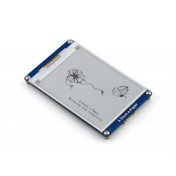 4.3 inch 800x600 e-Ink kijelző - UART csatlakozással