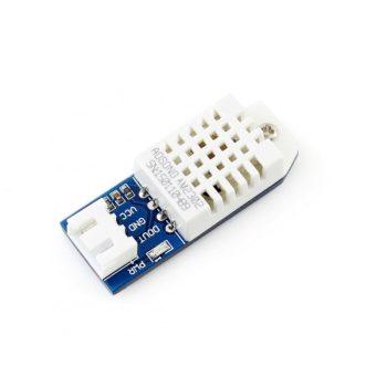 DHT22 nagypontosságú digitális hőmérséklet és páratartalom mérő szenzor