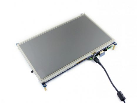 10.1inch HDMI LCD, 1024×600 érintőkijelző