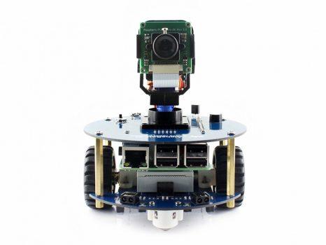 AlphaBot2 robotépítő kit Raspberry Pi 3 Model B+-hoz