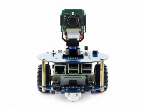 AlphaBot2 robotépítő kit Raspberry Pi 3 Model B+-hoz