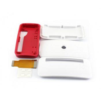 Hivatalos Raspberry Pi Zero/Zero W ház kiegészítőkkel, kamera kábellel