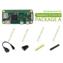 Raspberry Pi Zero W (built-in WiFi) Development Kit - Basic csomag