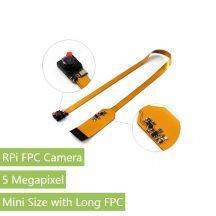 Raspberry PI mini kamera - 5 MPixel extra 300mm hosszú kábellel