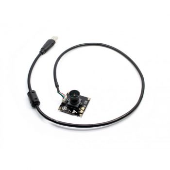 8MP HD USB2.0 KAMERA SONY IMX179 COLOR CMOS SENSOR 145 DEGREE LENS, Beépített  Mikrofonnal