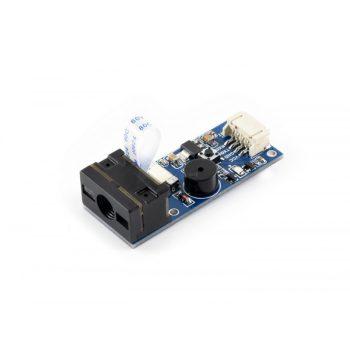 Vonalkód (Barcode) / QR code Scanner Module, 1D/2D Codes Reader USB/UART
