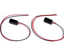 Infra fénysorompó - 3mm LED