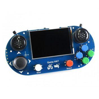 Game HAT Raspberry PI-hez