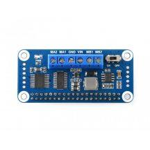 Motor Driver HAT  Raspberry Pi-hez, I2C Interface