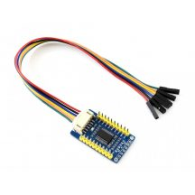 MCP23017 IO Portbővítő modul kábellel 16 I/O I2C Interface