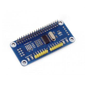 Serial portbővítő HAT modul Raspberry PI-hez 2 UART + 8 GPIO