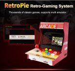 Arcade-101-1P Játékgép építő KIT Raspberry PI-hez - Retropie támogatás