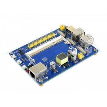 Compute Module IO Board  PoE-vel Raspberry Pi CM3 / CM3L / CM3+ / CM3+L modulokhoz