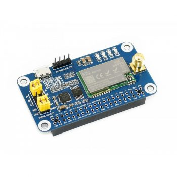 SX1268 LoRa HAT Raspberry Pi-hez, Rádiós kommunikációs modul 433MHz frekvencia sávra