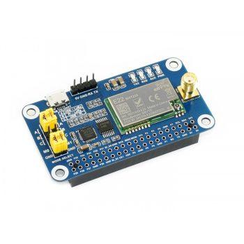 SX1262 LoRa HAT Raspberry Pi-hez, Rádiós kommunikációs modul 868MHz frekvencia sávra