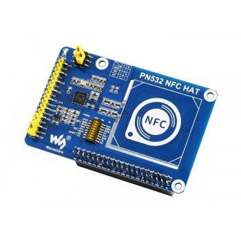 PN532 NFC HAT modul Raspberry Pi-hez, I2C / SPI / UART interfész
