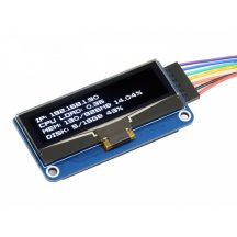 2.23 inch OLED display HAT  Raspberry Pi-hez, 128×32 pixel, SPI/I2C interface