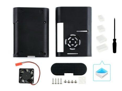 DESIGN ház - Raspberry PI 4B modellekhez aktív hűtéssel