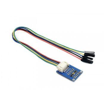 TSL25911 nagy érzékenységű digitális környezeti fényérzékelő, I2C interfésszel