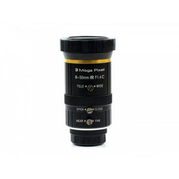 8-50mm Zoom kamera optika ( HQ Camera-hoz )
