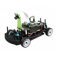 PiRacer Pro, High Speed AI Racing Robot Car /Powered by Raspberry Pi 4 (NOT included), Supports DonkeyCar Project, Pro Version/