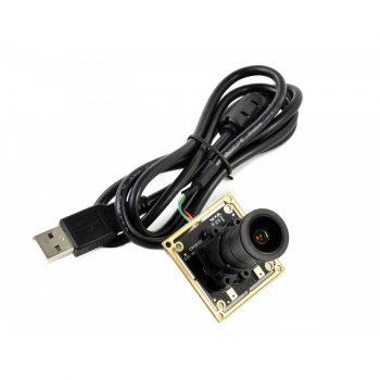 IMX335 5MP USB kamera, 2K Video Recording, Plug-and-Play, Driver Free