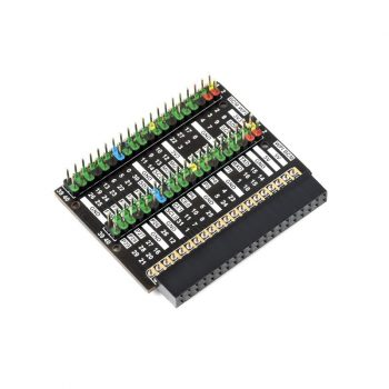 Raspberry Pi400 GPIO Adapter - színkódos, 2x40 csatlakozó