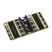 Duál GPIO portbővítő Raspberry Pi Pico mikrokontrollerhez