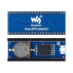 Precíziós RTC Module  Raspberry Pi Pico-hoz, alaplapi DS3231 Chip